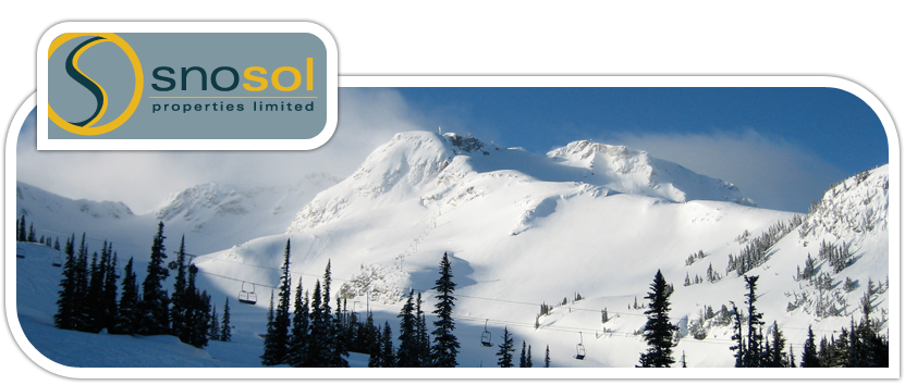Whistler Accommodation - SnoSol Properties